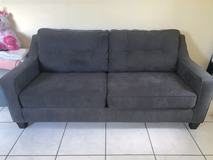 Sofa bed (ottoman included) for Sale in Hialeah, FL