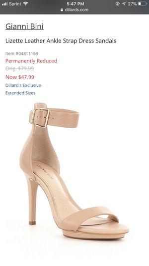 Gianni Bini Heels for Sale in Lemon Grove, CA