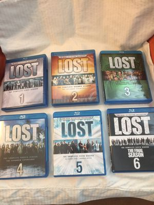 Lost Complete Series Blu Ray Collection for Sale in Rancho Palos Verdes, CA