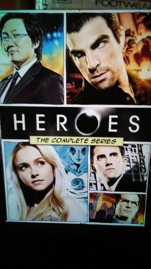 HERO'S THE COMPLETE SERIES for Sale in Highland, CA