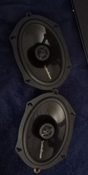 Rockford Fosgate Punch 5 x 7 for Sale in Fresno, CA