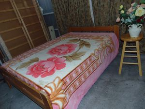 Full size bedroom set with mattress for Sale in Las Vegas, NV