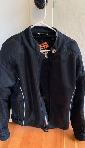 Shift Men's Padded Motorcycle Jacket Large for Sale in Seattle, WA