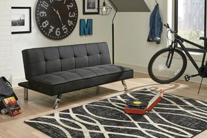 Sofa Futon 2 USB Take it home today Black Friday price now Romeo's for Sale in Madera, CA