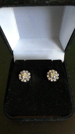 Diamonds earings for Sale in Everett, MA