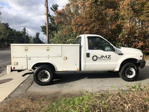 2001 Ford F-250 Super Duty for Sale in Silver Spring, MD