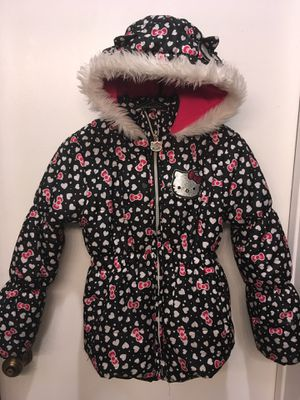 Girls Hello Kitty jacket size 12 for Sale in Los Angeles, CA