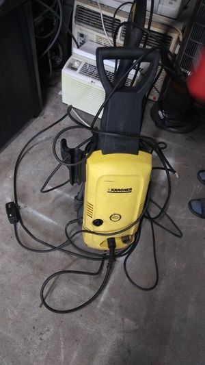 Electric pressure washer for Sale in Jacksonville, FL