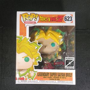 "Funko Pop Dragonball Z LSS Broly 6"" Exclusive for Sale in Cupertino, CA"