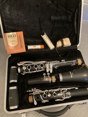 Clarinet in like new condition in a nice case. $65 for Sale in Tampa, FL