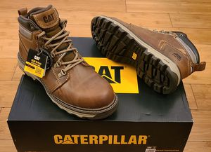 CAT Work Boots size 7.5,8 and 8.5 for Women/ Fits size 6,6.5 and 7 in Men. for Sale in Paramount, CA