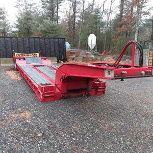 1997 Eager Beaver 35 Ton Lowbed Trailer for Sale in South Attleboro, MA