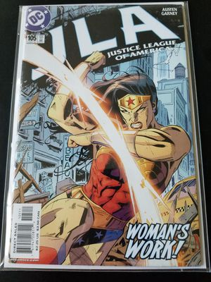 JLA #105 for Sale in Tracy, CA