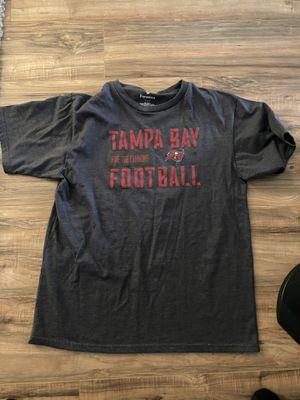 Fanatics Tampa Bay Buccaneers T-shirt Large for Sale in Seminole, FL