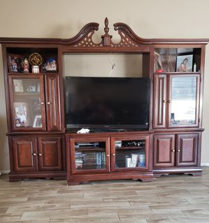 Entertainment center for Sale in Tolleson, AZ