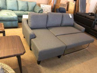 Gray sleeper sectional sofa on sale for Sale in Phoenix,  AZ