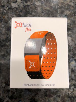 Orangetheory fitness heart rate monitor armband for Sale in Falls Church, VA