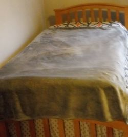 Full Size Bed And Mattress for Sale in Tacoma,  WA