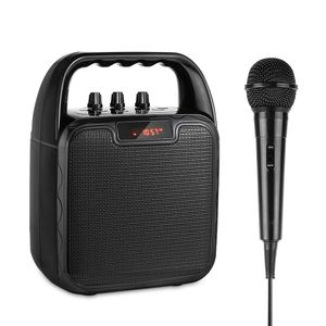 New Portable PA Speaker System, bluetooth Wireless Speaker with Microphone, Karaoke Machine Voice Amplifier Handheld Mic Perfect for Party,Karaoke,We for Sale for sale  New York, NY