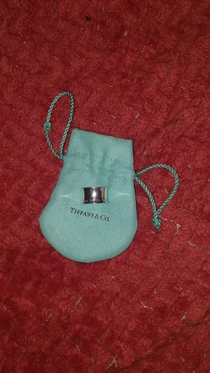 Tiffany & Co Sterling Silver Ring (Size 5.5) for Sale in Bremerton, WA