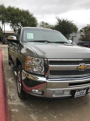 2013 Chevy Silverado for Sale in Austin, TX