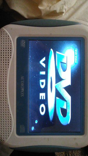 Audiovox portable DVD player for Sale in Victorville, CA