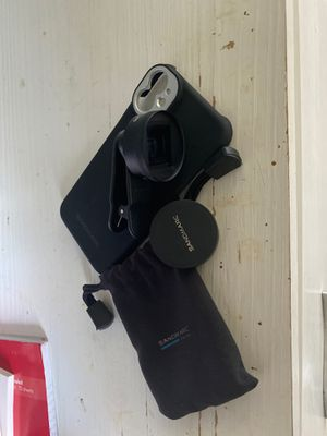 Sandmarc Anamorphic Phone Lens for Sale in Escondido, CA