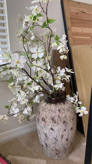 Fake plant vase for Sale in Windermere, FL