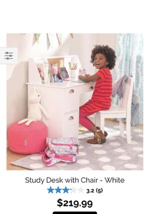 Kid kraft desk and chair for Sale in Mission Viejo, CA