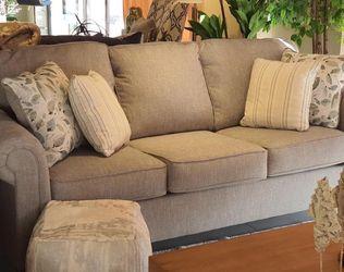 Alandari Gray Queen Sofa Sleeper /couch /Living room set for Sale in Round Rock,  TX