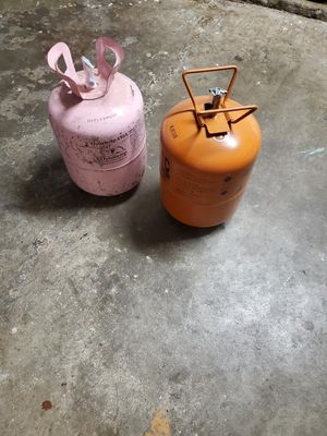 Ac Freon 410 and 407 for Sale in Houston, TX