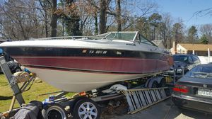 Boat and trailer for sale for Sale in Chesterfield, VA