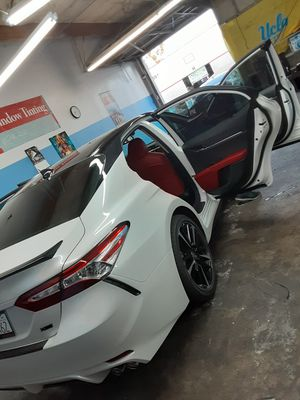 WINDOWS TINTING. WINDSHIELDS TINT. DOORS. for Sale in Upland, CA