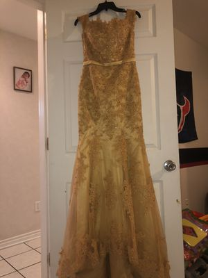 Mermaid Prom dress for Sale in Houston, TX