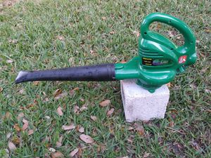 Blower/leaf blower electric very good conditions for Sale in Pembroke Pines, FL