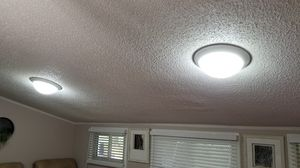Flush mount ceiling lights for Sale in Jamestown, NC
