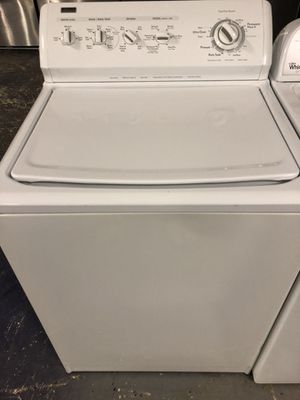 Kenmore elite top load washer with warranty for Sale in Woodbridge, VA