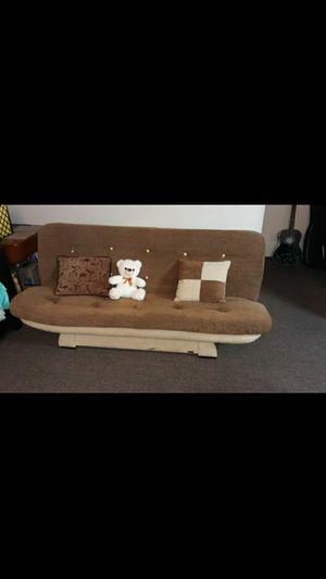 Reclinable bed couch for Sale in Millbrae, CA