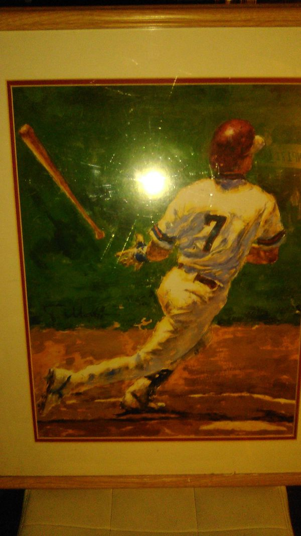 Sports litha watercolor rare