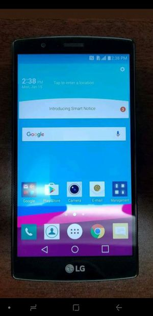 Lg g4 t.mobile unlocked great condition $100 for Sale in Washington, DC