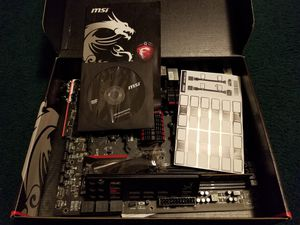 Gaming computer motherboard for Sale in Dalton, OH