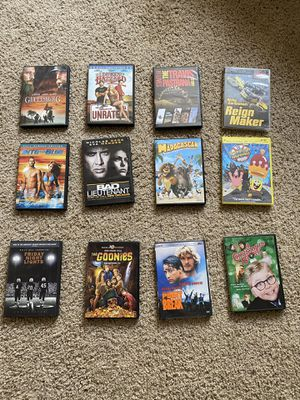 Movies $1 a piece for Sale in Kennewick, WA