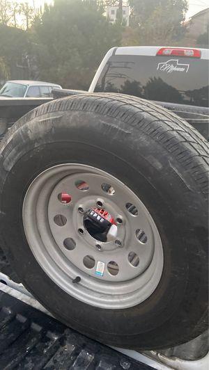 Trailer tire for Sale in Vista, CA