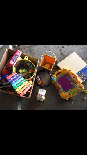 Box mix toys for Sale in Santa Monica, CA