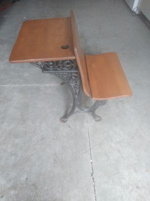 Antique School Desk for Sale in Federal Way, WA