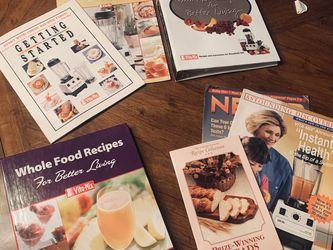 Vita Mix Cook Books for Sale in North Bend,  WA