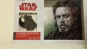 Star Wars Disney Store Luke Skywalker Pin LE 2000 for Sale in Paradise Valley, AZ