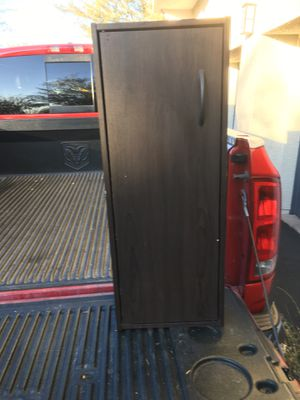 Storage Cabinet With Shelves for Sale in Las Vegas, NV