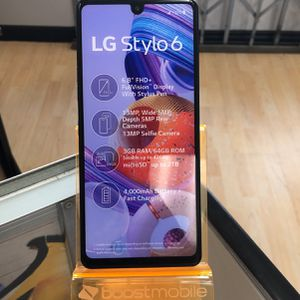 Lg Stylo 6 for Sale in Ontario, CA