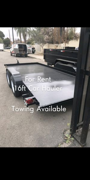 16 foot trailer for Sale in Fontana, CA